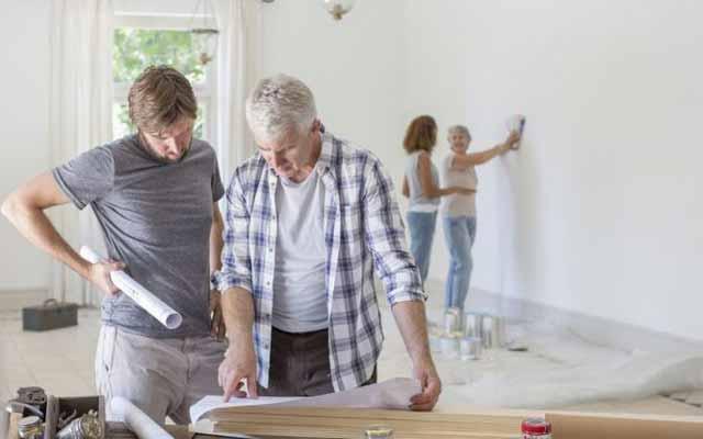 Πώς γίνεται μία ανακαίνιση σπιτιού - Διαδικασία ανακαίνισης - Ανακαίνιση σπιτιού από την AGS