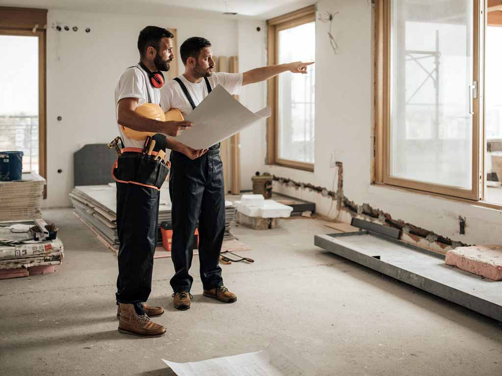 Τι είναι η ανακαίνιση σπιτιού - Ανακαινίσεις σπιτιών από την AGS Μηχανική