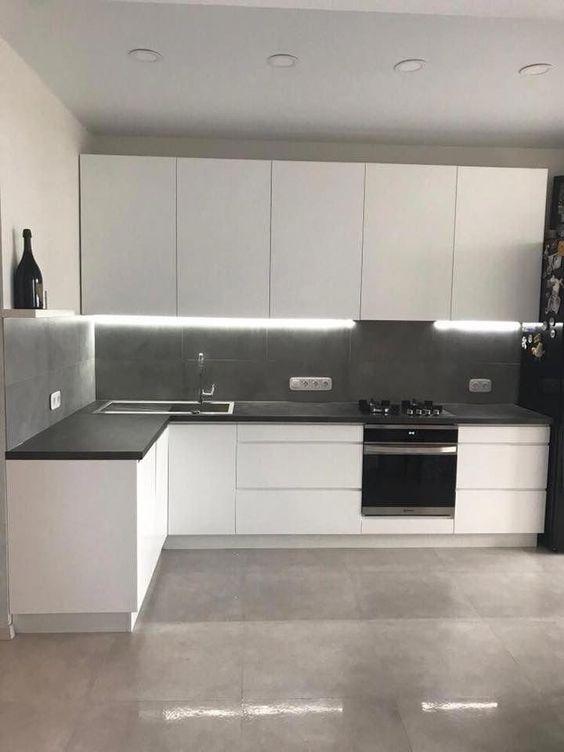 Ανακαίνιση κουζίνας με ξυλεία egger απο την AGS Μηχανική